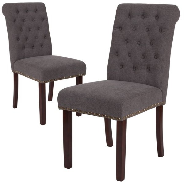 Wayfair With Best And Newest Walden Upholstered Side Chairs (View 19 of 20)