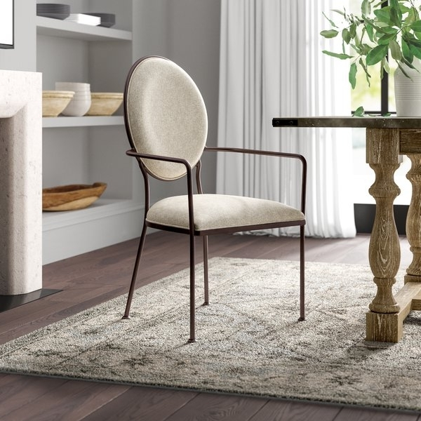 Wayfair With Regard To Famous Caira Upholstered Arm Chairs (View 10 of 20)