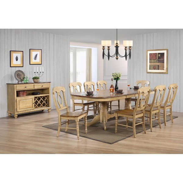 Wayfair With Regard To Famous Market 7 Piece Dining Sets With Host And Side Chairs (View 7 of 20)