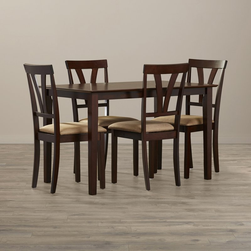 Wayfair With Regard To Well Liked Market 7 Piece Dining Sets With Host And Side Chairs (View 5 of 20)