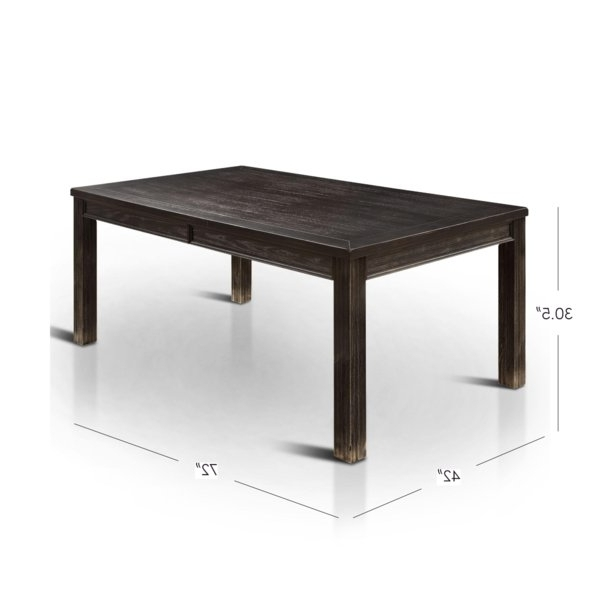 Wayfair Within Most Popular Contemporary Dining Tables (View 16 of 20)