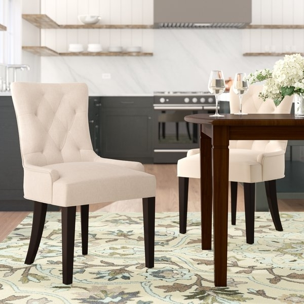 Wayfair Within Most Recently Released Celler Grey Side Chairs (View 20 of 20)