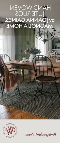 Well Known 220 Best Joanna Gaines For Loloi Images On Pinterest In 2018 With Regard To Magnolia Home Method Mesh Back Side Chairs (View 19 of 20)
