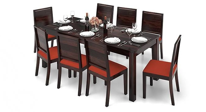 Well Known 8 Seater Dining Tables With Advantages Of Buying Round Dining Table Set For 8 – Home Decor Ideas (View 12 of 20)