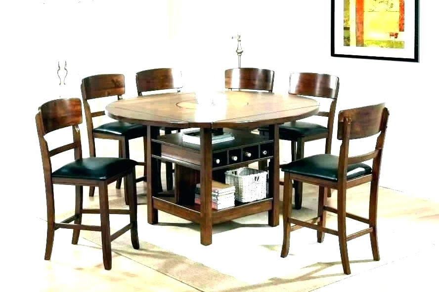 Well Known All Wood Dining Table – Tigerbytes For Helms 5 Piece Round Dining Sets With Side Chairs (View 5 of 20)