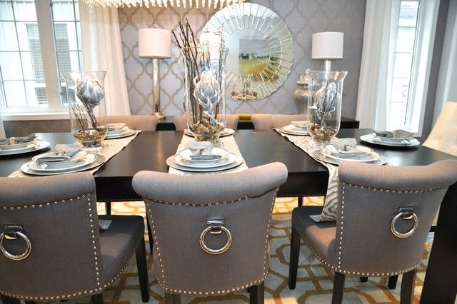 Well Known Bale Rustic Grey 7 Piece Dining Sets With Pearson Grey Side Chairs Within 29 Best Dallas July 2016 Images On Pinterest (View 10 of 20)