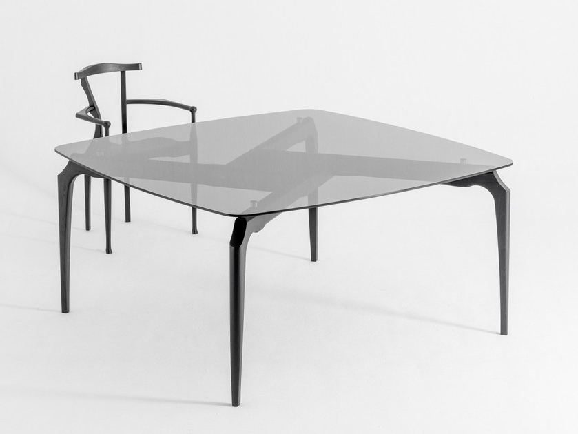 Well Known Barcelona Dining Tables Regarding Gaulino (View 12 of 20)