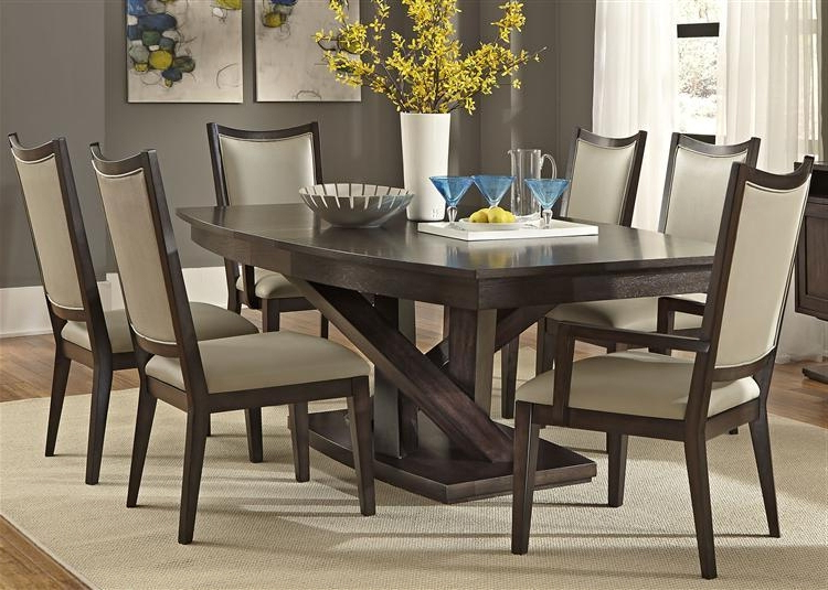 Well Known Breathtaking 7 Piece Dining Set With Bench Tips (Gallery 3 of 20)