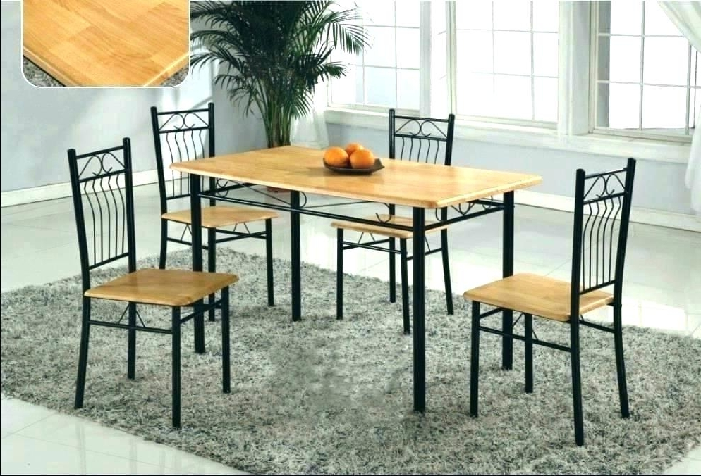 Well Known Brushed Metal Dining Tables Pertaining To Brushed Metal Dining Chairs Steel Frame Table Ergonomic Modern Brush (View 17 of 20)
