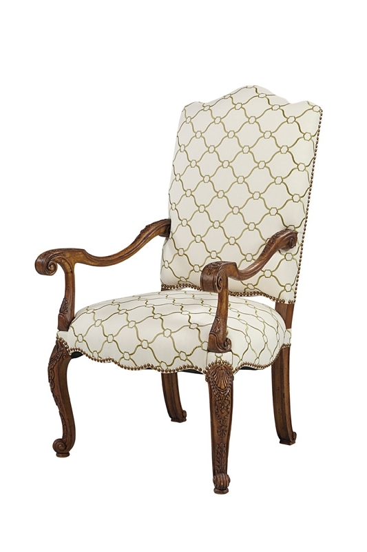 Well Known Caravan Upholstered Dining Chairs (View 17 of 20)