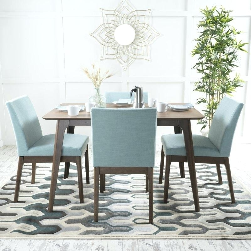 Well Known Contemporary Dining Room Chairs Inside Contemporary Dining Room Set Amazing Of Contemporary Dining Table (View 7 of 20)