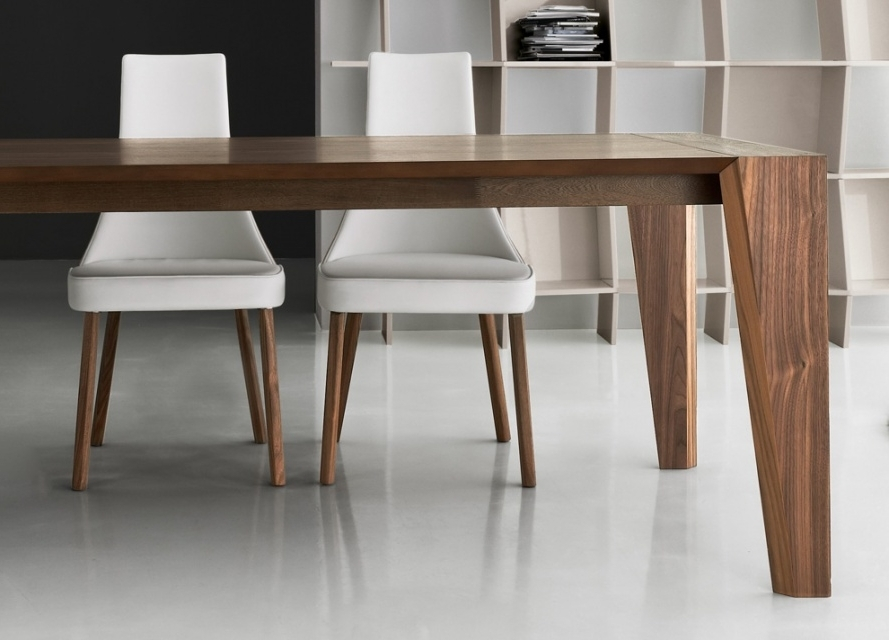 Well Known Contemporary Extending Dining Tables Within Contemporary Dining Tables Extendable Contemporary Extending Dining (View 6 of 20)
