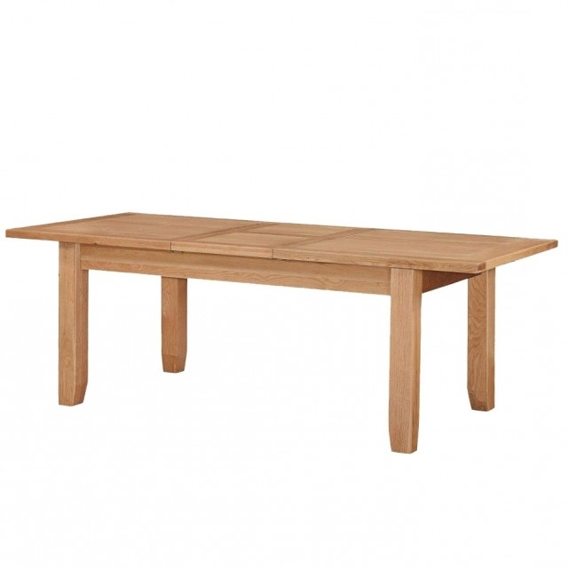 Well Known Cotswold Dining Tables Pertaining To Cotswold Wax Extending Dining Table (View 19 of 20)