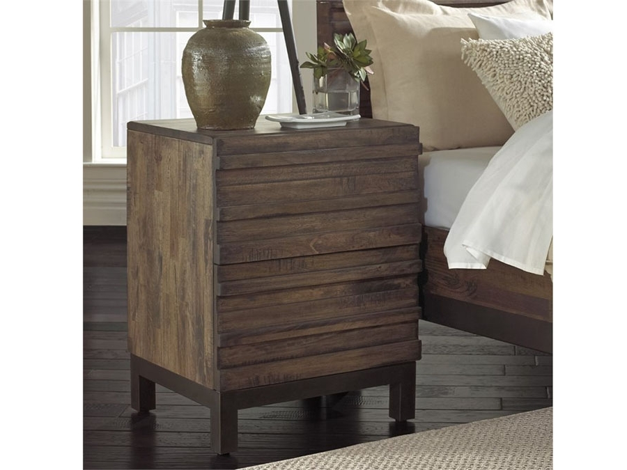 Well Known Delfina Sahara 2 Drawers Nightstand – Shop For Affordable Home For Delfina Side Chairs (View 18 of 20)