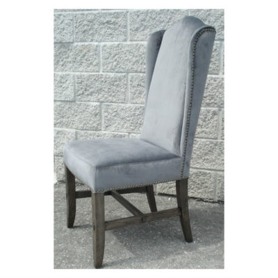 Well Known Dining Chairs – Renaissance Home Intended For Pilo Grey Side Chairs (View 10 of 20)