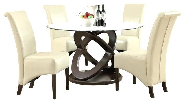 Well Known Dining Room Set 5 Piece Winners Only 5 Piece Pedestal Dining 5 Piece Throughout Cora 5 Piece Dining Sets (View 8 of 20)