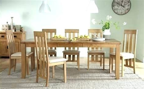 Well Known Dining Tables With 8 Chairs In Dining Room Tables 8 Seats – Kuchniauani (View 16 of 20)