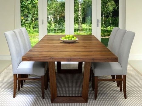 Well Known Extra Large Dining Tables (View 16 of 20)
