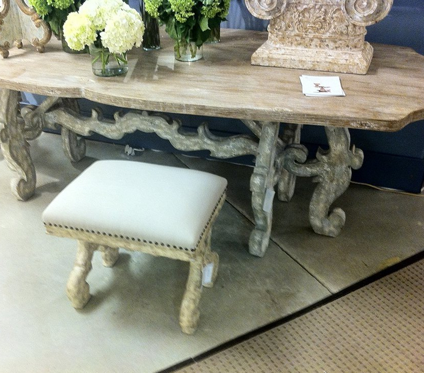 Well Known French Farmhouse Dining Tables For French Farmhouse Dining Table (View 11 of 20)