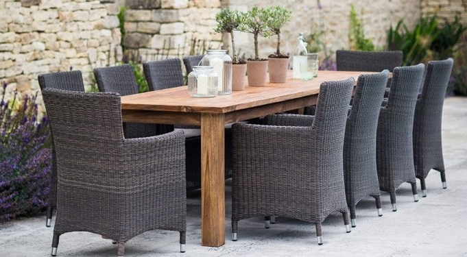 Well Known Garden Trading Designer Outdoor Furniture And Lighting (View 18 of 20)