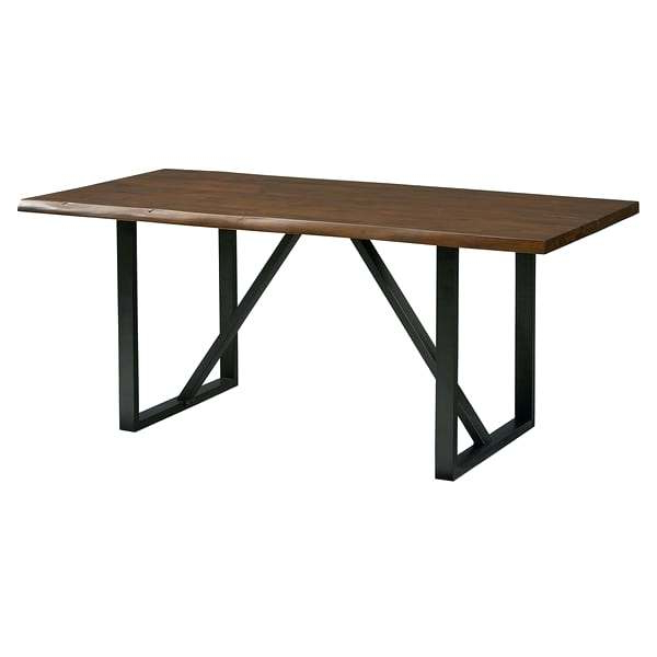 Well Known Helms Rectangle Dining Tables In Rectangle Dining Table – Minnix (View 13 of 20)
