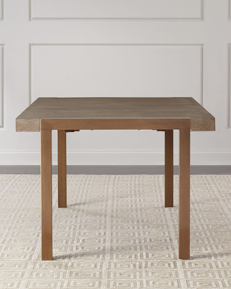Well Known Hooker Furniture Wyatt Rectangle Dining Table With Leaves In Wyatt Dining Tables (View 15 of 20)