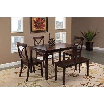 Well Known International Concepts – Kitchen & Dining Room Furniture – Furniture Intended For Garten Marble Skirted Side Chairs Set Of  (View 18 of 20)