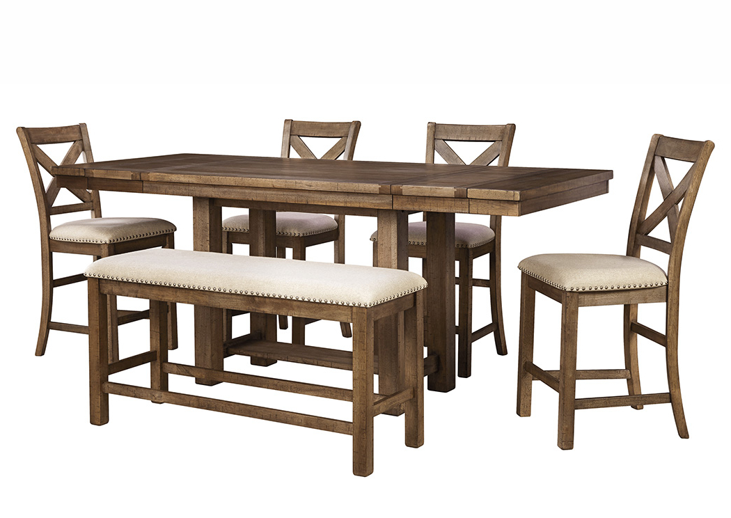 Well Known Jaxon 5 Piece Extension Round Dining Sets With Wood Chairs Inside Gibson Furniture – Gallatin, Hendersonville, Nashville Tn Moriville (View 20 of 20)