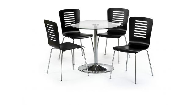 Well Known Kudos Dining Table & 4 Chairs, Available At Scs #dining #style In Scs Dining Tables (View 20 of 20)