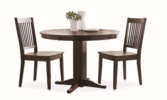 Well Known Laurent 5 Piece Round Dining Sets With Wood Chairs Within Family Owned Furniture And Lighting Store Just Moments From Home (View 20 of 20)