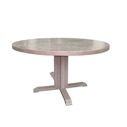 Well Known Laurent Round Dining Tables With Regard To Laurent/portofino Round Dining Table – Outdoor Furniture – Ellenburgs (View 5 of 20)