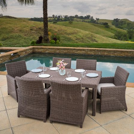 Well Known Leon 7 Piece Dining Sets With Regard To Found It At Wayfair – León 7 Piece Dining Set Http://www (View 6 of 20)
