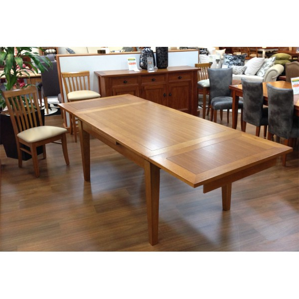 Well Known Leon Extension Dining Table Large For Leon Dining Tables (View 11 of 20)