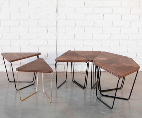 Featured Photo of Carly Triangle Tables