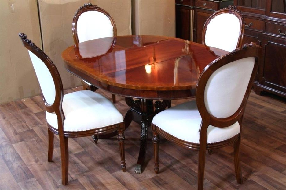 Well Known Mahogany Dining Tables Sets Throughout Mahogany Dining Room Set Product Detail Antique Mahogany Dining Room (View 20 of 20)