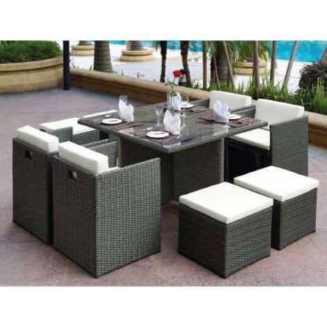 Well Known Mlm 210015 Cube Dining Sets  Buy Online In Saudi Arabia (View 18 of 20)