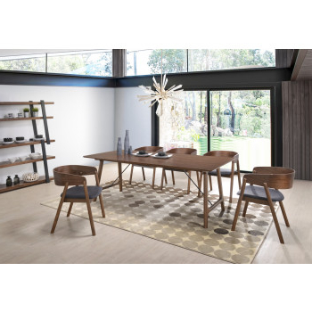 Featured Photo of Modern Dining Tables And Chairs