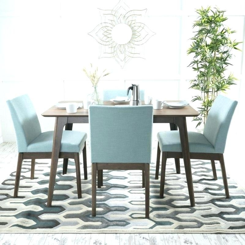 Well Known Modern White Dining Table Set – Disenoweb Inside Contemporary Dining Tables Sets (View 17 of 20)