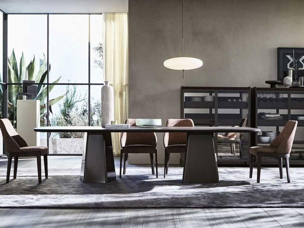 Well Known Molteni & C Mayfair Dining Table – Chaplins Regarding Mayfair Dining Tables (View 7 of 20)