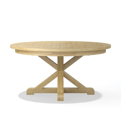 "Well Known Morgan Dining Table, Round, 60"", Oak (View 12 of 20)"
