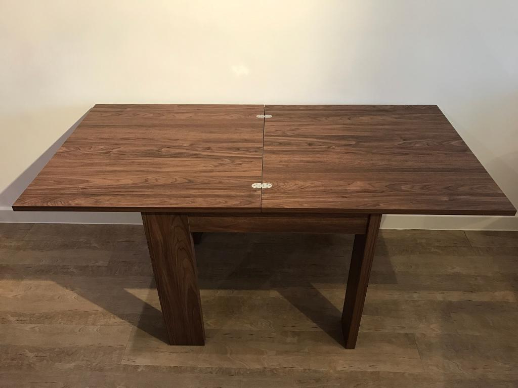 Well Known Next Home 'logan Square To Rectangle' Dining Table Rrp £ (View 2 of 20)