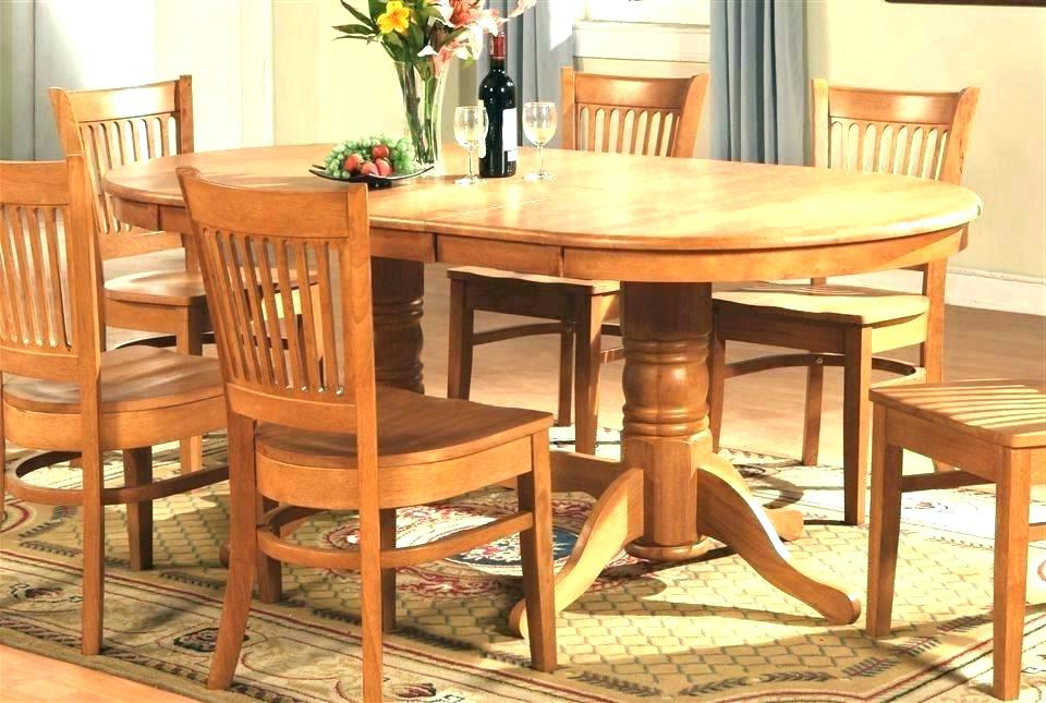 Well Known Oak Furniture Dining Sets Within Oak Dining Room Sets For Sale # (View 9 of 20)
