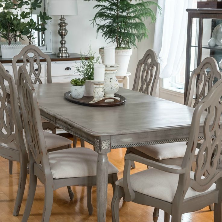 Well Known Painted Dining Tables With Regard To Painted Dining Room Chairs Ideas Chairs Seating Tan Leather Dining (View 19 of 20)