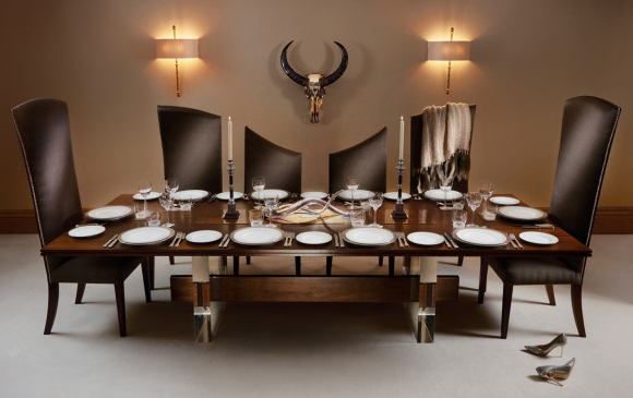 Well Known Posh Dining Chairs The Curve 10 Seater Dining Table And Chairs From Within Dining Table And 10 Chairs (View 18 of 20)