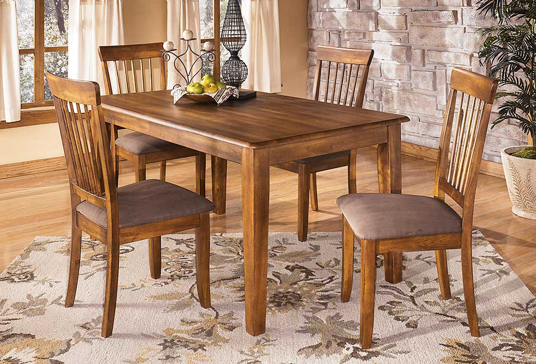 Well Known Rectangular Dining Tables Sets With Regard To Select Imports Furniture And Decor Berringer Rectangular Dining Room (View 16 of 20)