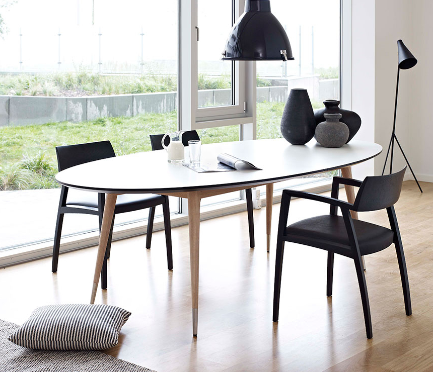 Well Known Retro Dining Table Shapes : Ugarelay – Very Fashionable Retro Dining Inside Retro Extending Dining Tables (View 14 of 20)
