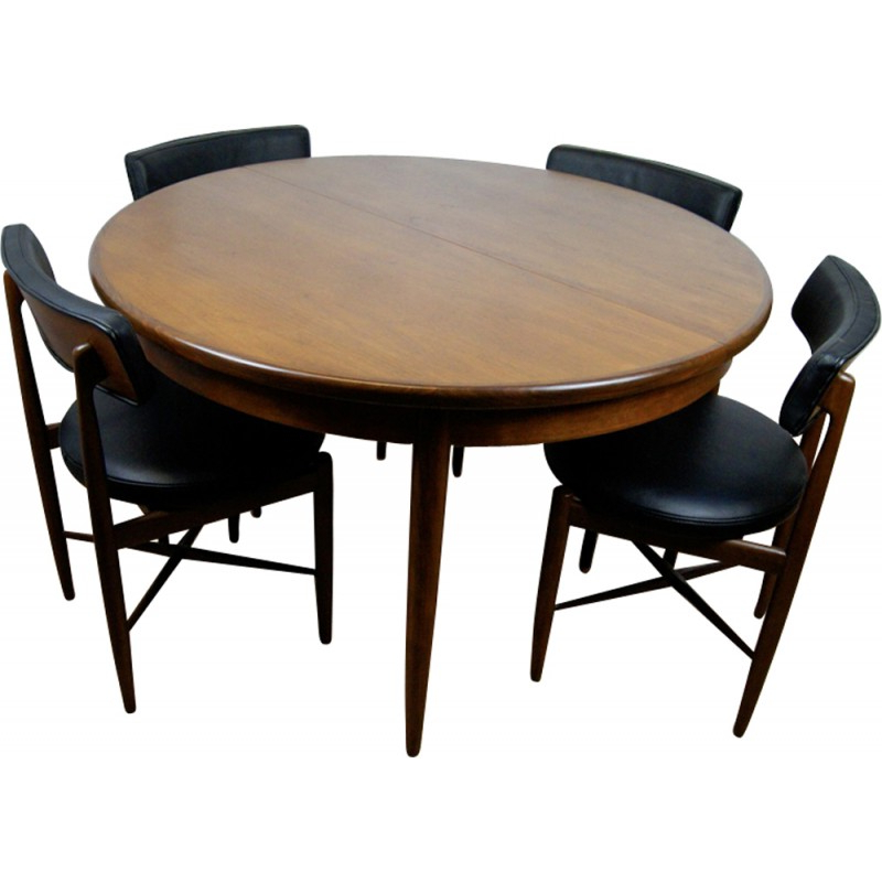 Well Known Set Of Dining Tablevictor Wilkins For G Plan – 1960S – Design Market In Victor Dining Tables (View 20 of 20)