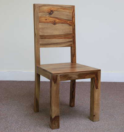Well Known Sheesham Dining Chairs Pertaining To Sheesham Dining Chair (View 15 of 20)