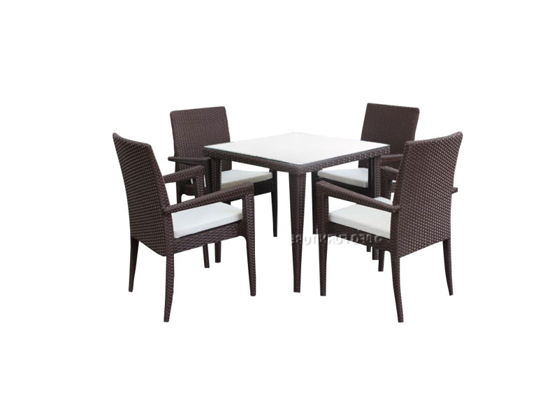 Well Known Sienna Patio Dining Set (View 19 of 20)