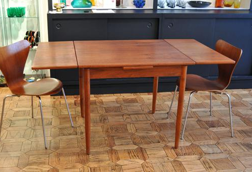 Well Known Small Square Extending Dining Tables Throughout Extendable Dining Tables For Small Spaces Dining Tables For Small (View 15 of 20)